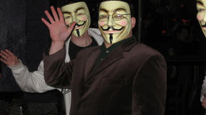 Anonymous Doxes 4,000 Bank Execs