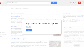 Google Petitioned By Fans Of Google Reader To Reconsider Shutdown