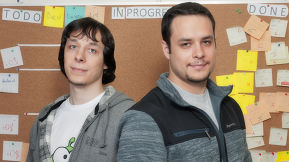 "From 8 Bits To 300 Million Downloads: Meet The Wonder Twins Behind ""Cut The Rope: Time Travel"""