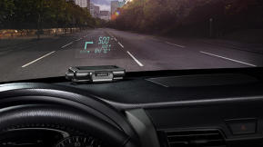 Your Smartphone Is Now On Your Windshield