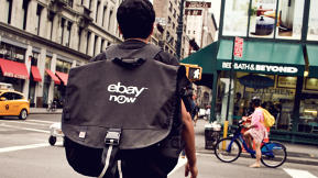 Condoms, iPads, and Toilet Paper: A Day In The Life Of An eBay Now Deliveryman