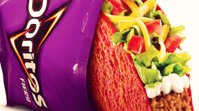 With 600M Sold, Taco Bell Unveils The Fiery Doritos Locos Taco