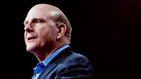 Microsoft CEO Steve Ballmer's Legacy: A Salesman Without Product Vision