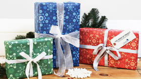 Just In Time For The Holidays, Presents Covered In Viruses