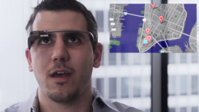 Look Ma! No Hands: Tilt Control Brings Touchless Navigation To Google Glass