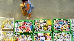Recyclebank: A Study In Shifting From Silos To Collaboration