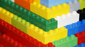 How A Kid With Too Many Toys Inspired The Netflix For Legos
