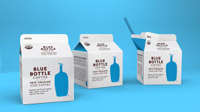 BlueBottle Cold Brew Coming To a Grocery Store Near You--In A Milk Carton