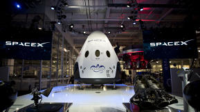 Check Out SpaceX's Slick New Space Taxi, The Dragon V2