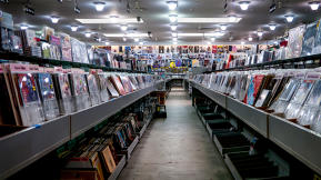 How An Iconic Indie Record Store Stays Relevant