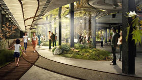 NYC's Ambitious Underground Park Takes A Giant Step Towards Reality