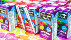 A Toronto School Bans Juice Boxes From Kids' Packed Lunches