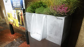 Paris Has An Ingenious Solution To Public Urination: Turn Pee Into Compost