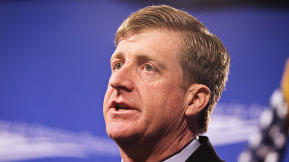 "Patrick Kennedy Talks The ""Turmoil"" Of Protecting Mental Health Care In The Trump Age"