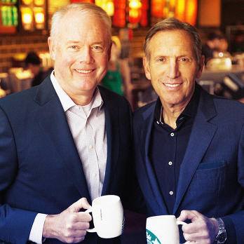 Starbucks CEO Howard Schultz Resigns–Again