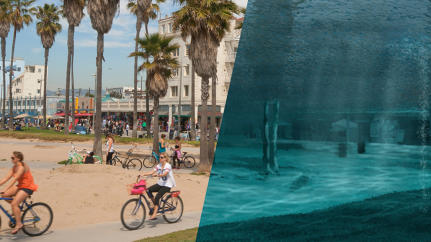 Imagining The Submerged California Coast After The Sea Level Rises