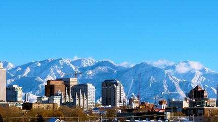 Why You Should Start a Company in... Salt Lake City