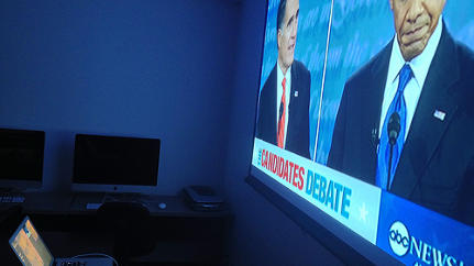 Presidential Debate Watched By Nearly 70 Million People On TV--And Another Few Million Online