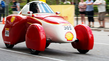 These Cars Built By High School and College Students Get Up To 3,587 MPG