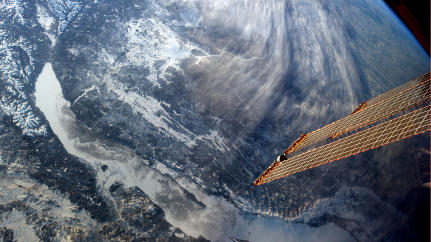 Amazing Photos Of Earth From Above, From Canada's Tiny Space Program