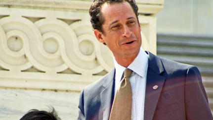 #CarlosDanger Just Took Over Anthony Weiner's Campaign