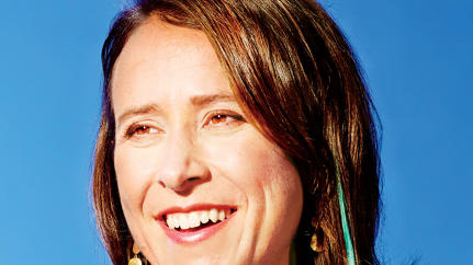 Join 23andMe CEO Anne Wojcicki At Innovation Uncensored San Francisco