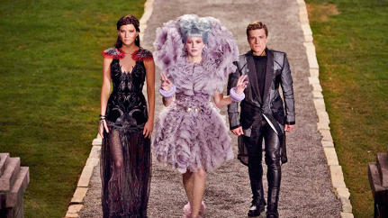 """Catching Fire"" Costume Designer Trish Summerville On Telling Stories With Clothes"