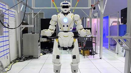 NASA's 6-Foot Valkyrie Humanoid Robot Will Rescue You From Buildings