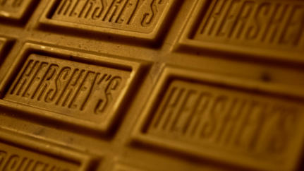 Hershey's Wants To 3-D-Print Chocolate