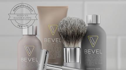 Forget Five-Blade Razors: Bevel Is A Better Shave For Black Men