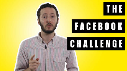 A Facebook User's Challenge To Facebook: Here's All My Data, Now Give Me Ads I Like