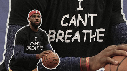 "Why Comic Sans Works On The ""I Can't Breathe"" Shirts"