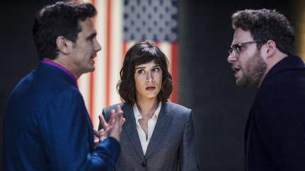 "Here's The Big Problem With Sony Releasing ""The Interview"" On Demand"
