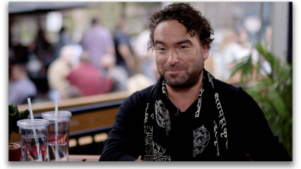 How The Big Bang Theory's Johnny Galecki Almost Became A Bathroom Designer
