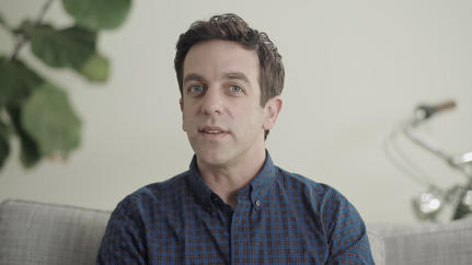 B.J. Novak Shows Us How To Do Comedy The Li.st Way