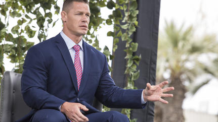 Lessons Of Authenticity: John Cena On Crossing From Wrestling To The Big Screen