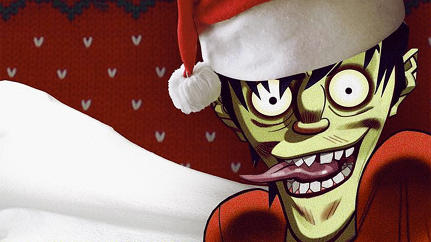 Gorillaz Just Put Out a Rad Xmas Playlist In Advance of Their 2017 Comeback Album