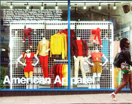 American Apparel Shutters All 110 Of Its Retail Stores