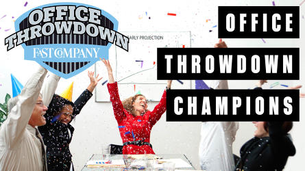 Office Throwdown