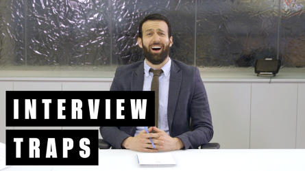 How You Really Sound When You're Interviewing Someone