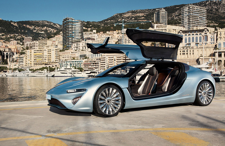 Can This Electric Car Really Run On Salt Water - It seems to good to