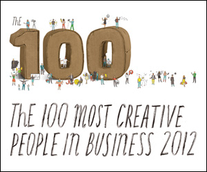 Most Creative People 2012